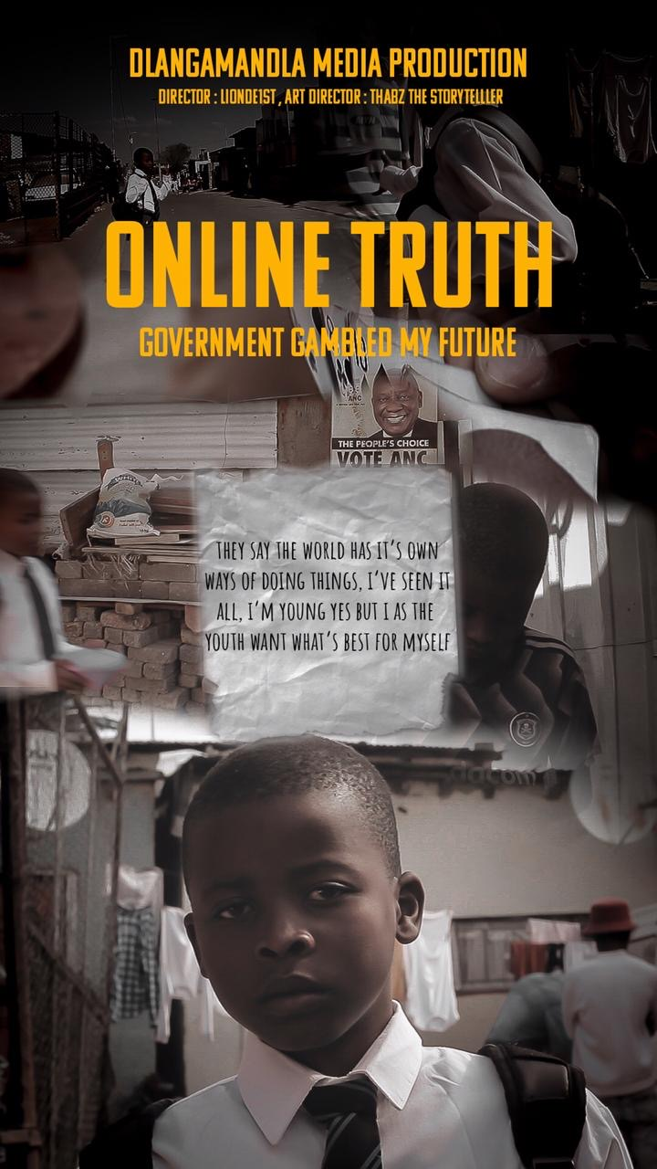 """#ONLINE – TRUTH"" BY THABISO & LEON"