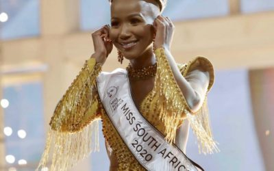 Congratulations Shudufhadzo Musida, congratulations Miss South Africa 🇿🇦