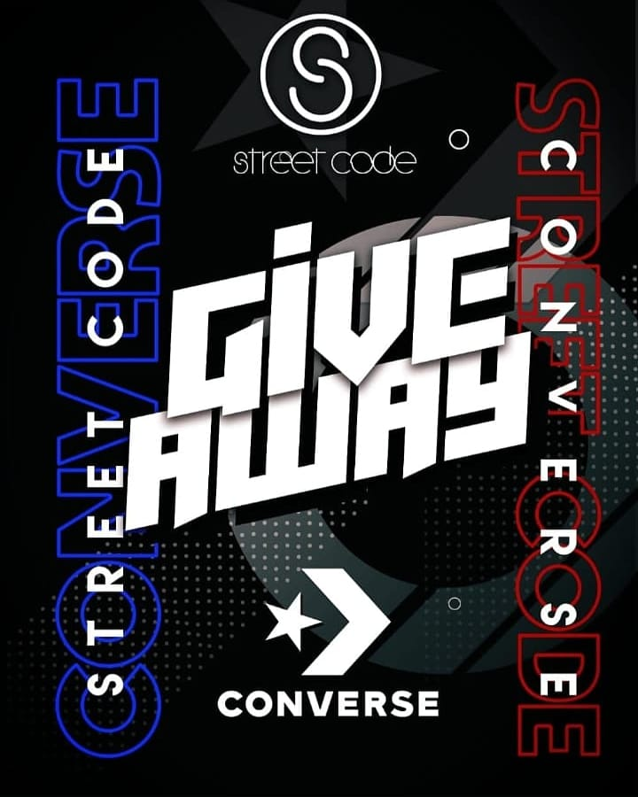 Street Code X Converse Giveaway