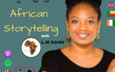 African Storytelling with L.M Daini