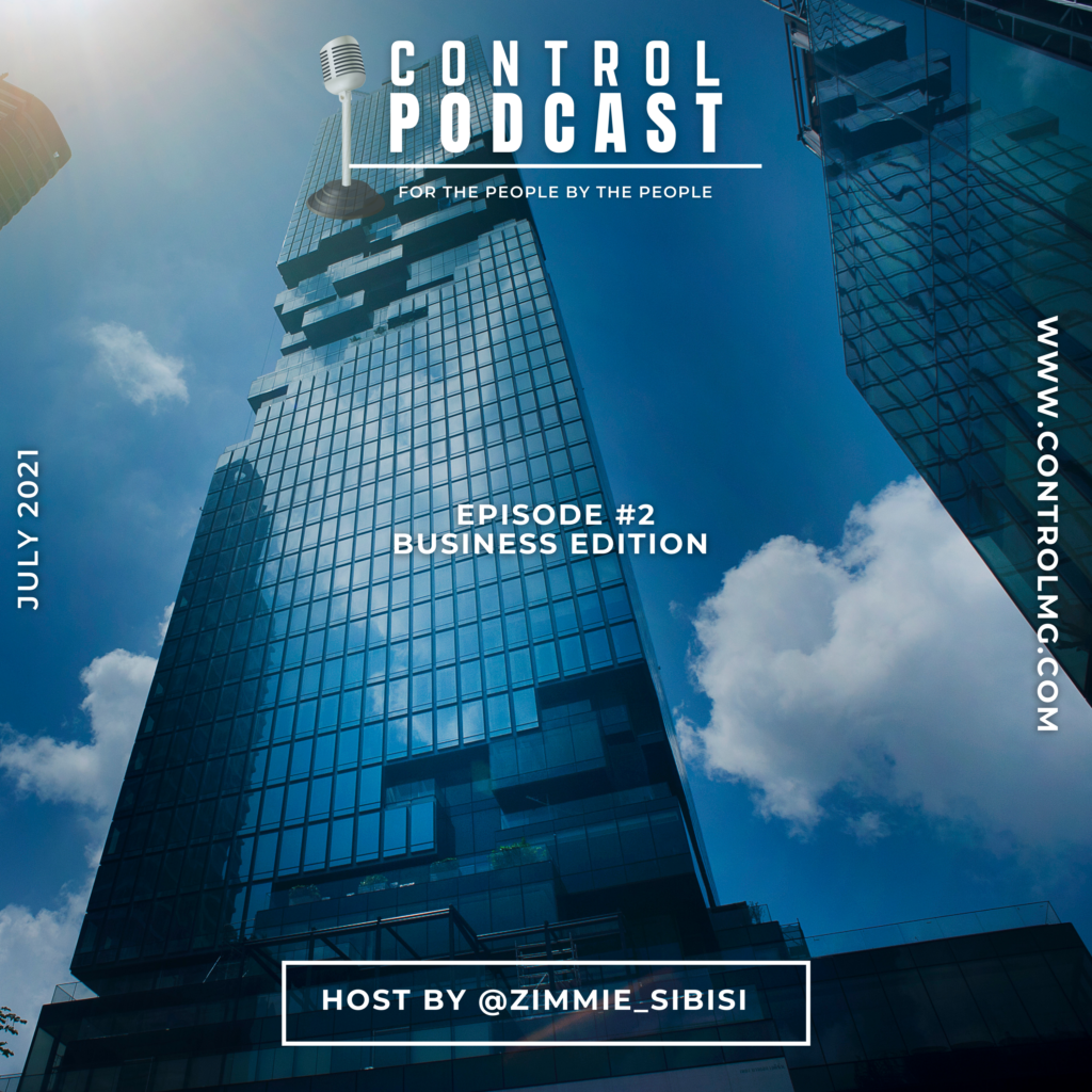 Episode #2 – Business Edition